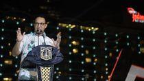 Anies Bicarakan Data Unik soal Polusi Jakarta Bareng Pengelola Tol