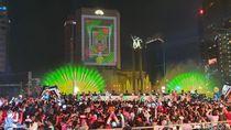 Pawai Obor & Water Screen Akan Meriahkan Malam 1 Muharram di HI