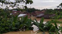 Banjir Landa Sejumlah Daerah di Medan