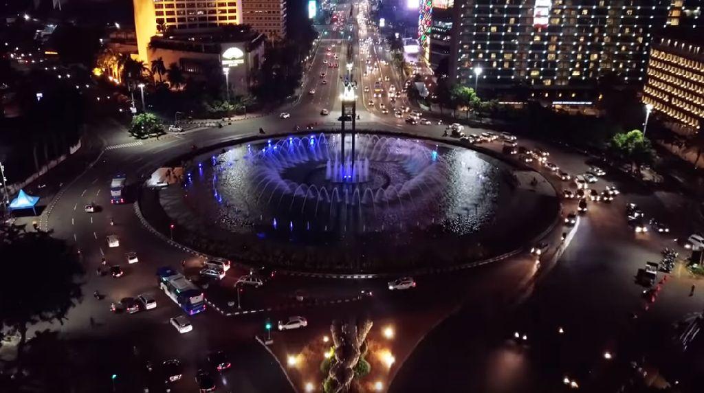 Rayakan HUT DKI ke-492, Livi Zheng Sutradarai Vibrant Jakarta