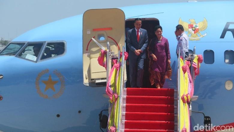 Tiba di Thailand, Jokowi akan Hadiri KTT ASEAN Ke-34