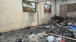 3 Tersangka Kebakaran Pabrik Korek di Langkat Dikenakan Pasal Berlapis