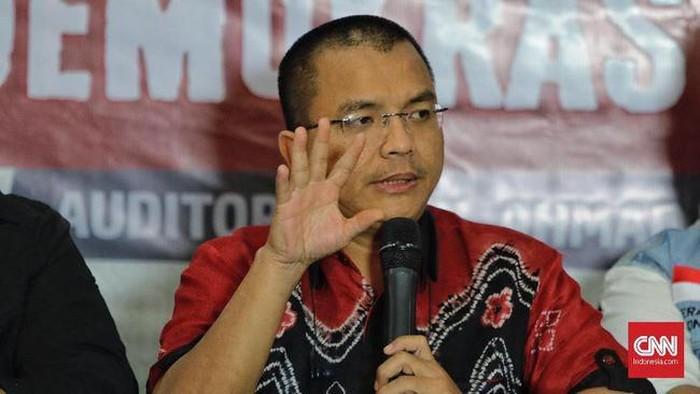 Denny Indrayana, kuasa hukum Prabowo - Sandi