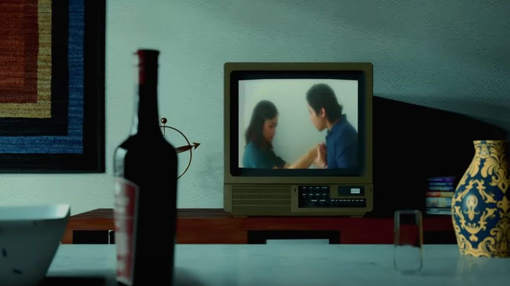 Menonton Telenovela Bersama Reality dalam Telenovia