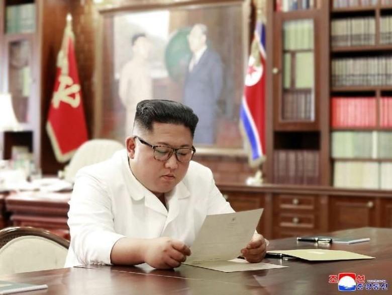 Kim Jong Un Terima Surat Luar Biasa dari Trump
