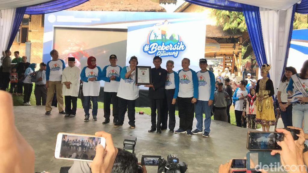 Diikuti 8.000 Orang, Bersih-bersih Ciliwung Catatkan Rekor Muri