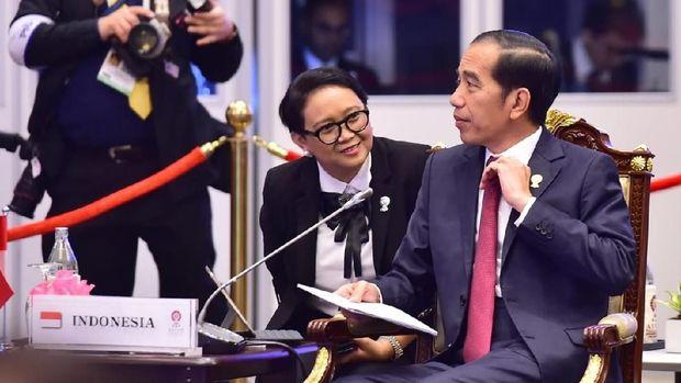 Jokowi Soal Menteri Baru: Ada yang Umurnya 25 Tahun