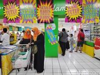 Kabar Supermarket Giant Mau Tutup Bikin Heboh, Ini Faktanya