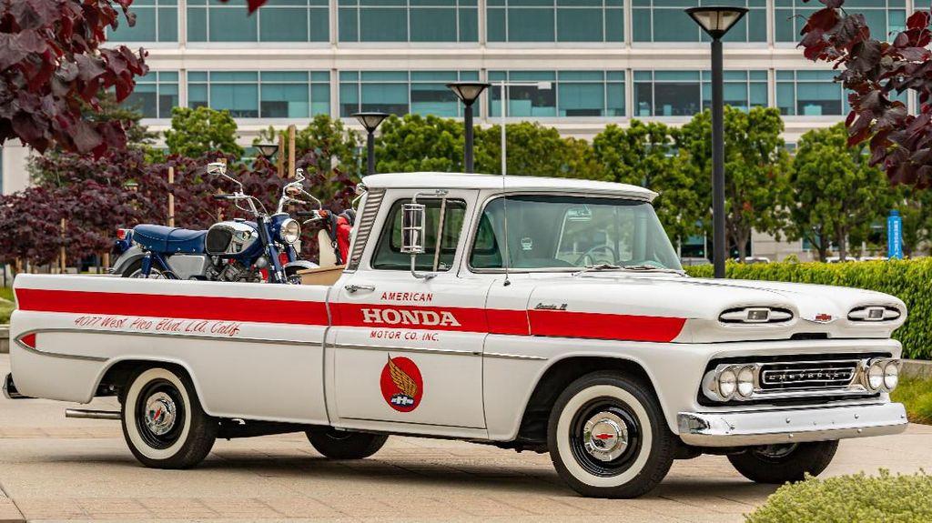 Pikap Chevrolet Jadul yang Berjasa buat Honda