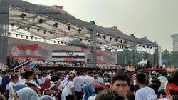 Anies, Kakorlantas, hingga Kapolda Metro Hadiri Festival Damai di Monas