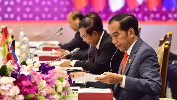 Hore, Usulan Outlook RI Sukses Diadopsi Oleh KTT ASEAN!