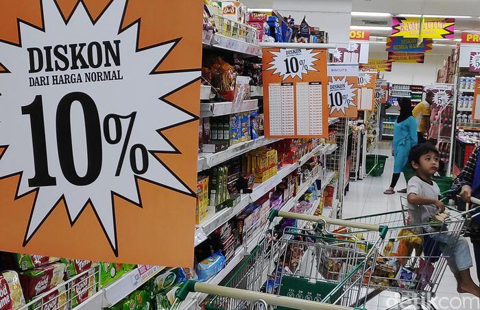 Jaringan bisnis supermarket PT Hero Supermarket Tbk (HERO), Giant dikabarkan menutup beberapa toko.