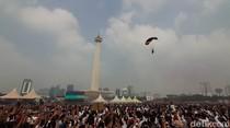 Di Festival Damai, Anies Ajak Millenial Jaga Keselamatan di Jalan Raya
