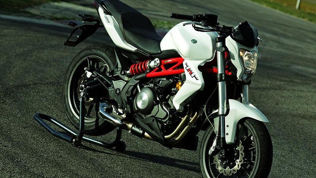 Motor Kecil Harley 300 cc Pakai Mesin Benelli TNT 300