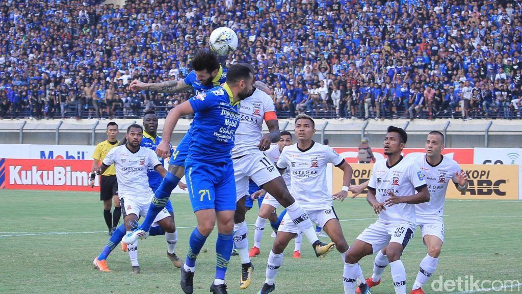 Persib Bandung vs Madura United: Gol Zulfiandi Batalkan Kemenangan Maung Bandung