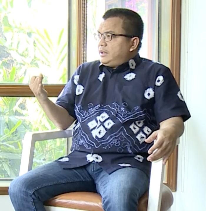 Denny Indrayana (Foto: Screenshoot 20detik)