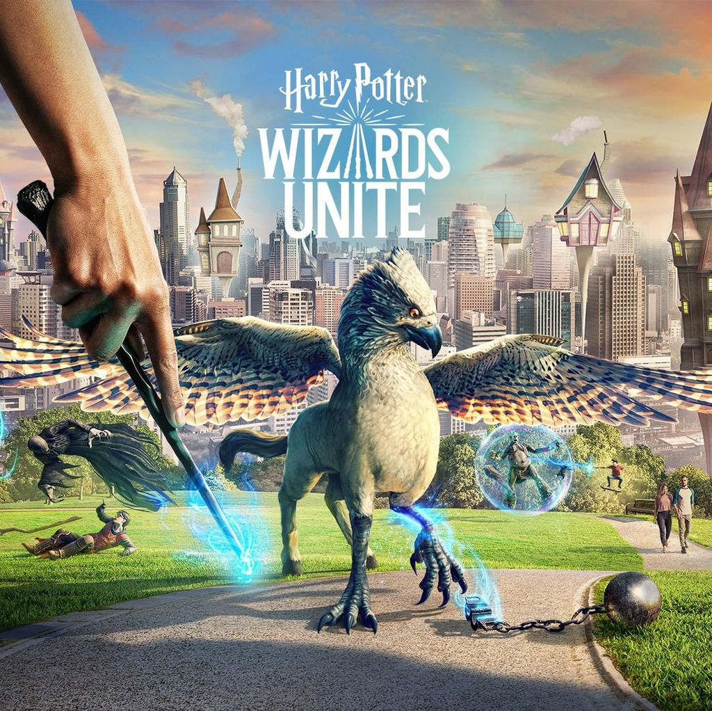 Game Harry Potter: Wizard Unite Hadir di Indonesia