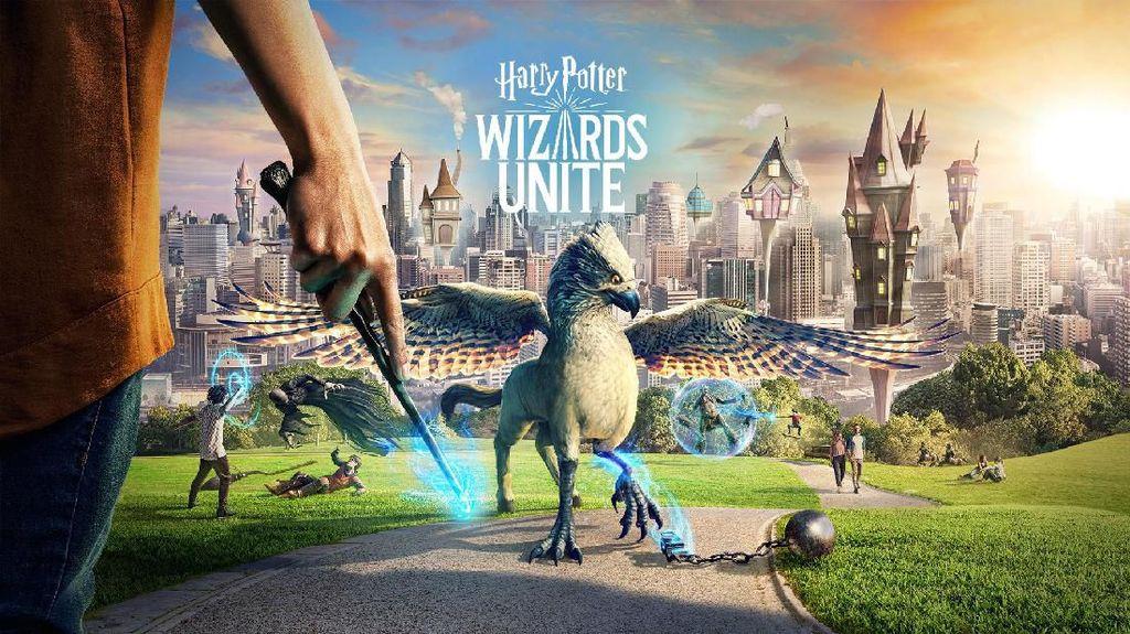 Game Harry Potter: Wizard Unite Hadir di Indonesia