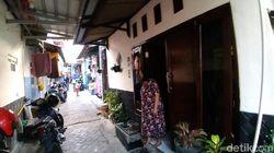 Warga Sebut Ada Dua Pemuda Lari Menjauh Pasca Teror Molotov di Surabaya
