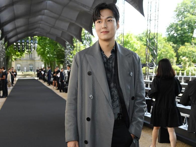 7 Drama Lee Min Ho yang Bisa Obati Rasa Kangen Foto: Pascal Le Segretain/Getty Images