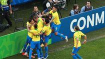 Gunduli Peru, Selecao Mulus ke Perempatfinal Copa America