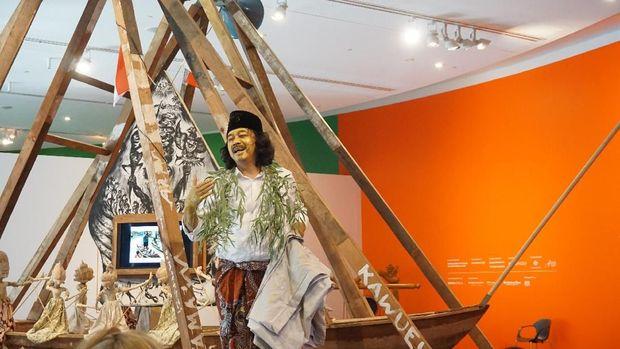 Pameran 'Contemporary Worlds: Indonesia' Jadi Eksibisi Terbesar di Australia