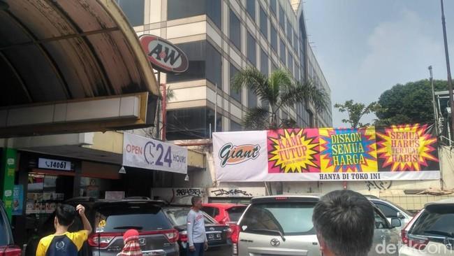 Foto: Giant - Achmad Dwi Afriyadi, detikFinance