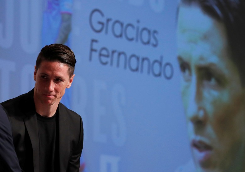 Fernando Torres. Foto: REUTERS/Issei Kato