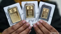 Rincian Harga Emas Antam Hari Ini, Kamis 28 Januari 2020