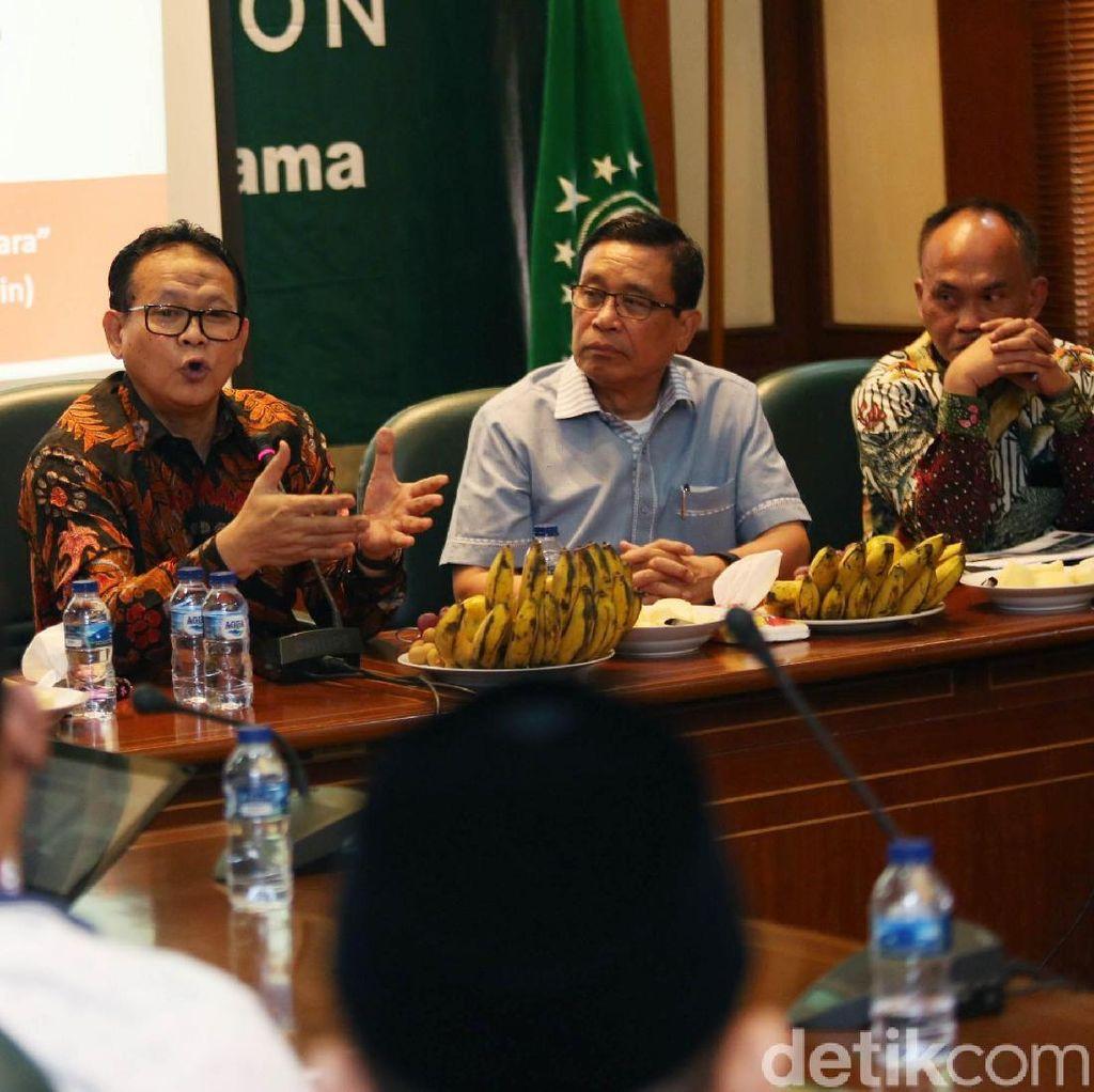 PBNU Gelar Diskusi Kerjasama Ekonomi Antar Negara
