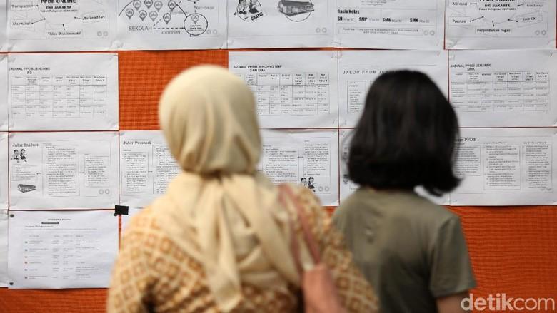 Ombudsman: Kuota Zonasi PPDB DKI Lebih Kecil dari Ketentuan Pusat