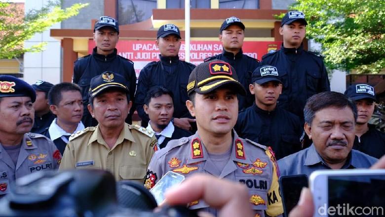 Pilkades Serentak, Polisi Bojonegoro Bentuk Satgas Judi