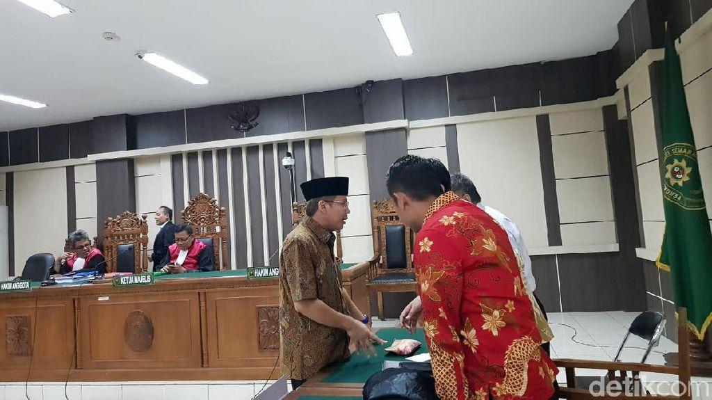 Jaksa Tuntut Hak Politik Wakil Ketua DPR Taufik Kurniawan Dicabut