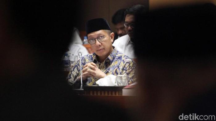 Menteri Agama Lukman Hakim Saifuddin (Foto: Lamhot Aritonang/detikcom)
