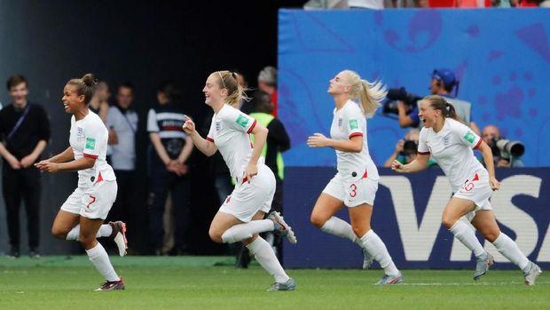 Inggris dan Prancis Melangkah ke Perempat Final