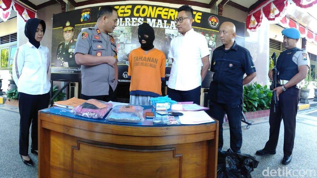 Kasus Suami Jual Istri via Medsos di Malang Terungkap