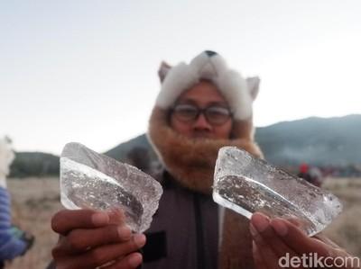 Suhu Dingin Diprediksi Mencapai Puncak Saat Dieng Culture Festival