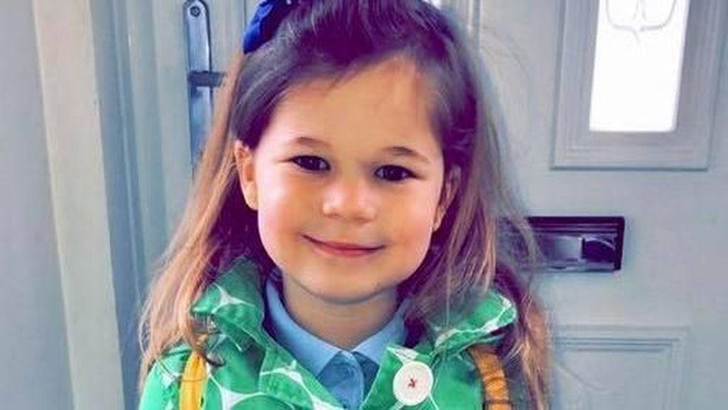 Mirip Putri Charlotte, Gadis Cilik Ini Sering Dikira Putri Kate Middleton
