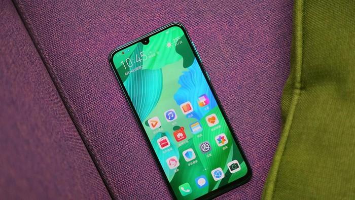 Huawei Nova 5. Foto: Sina Mobile