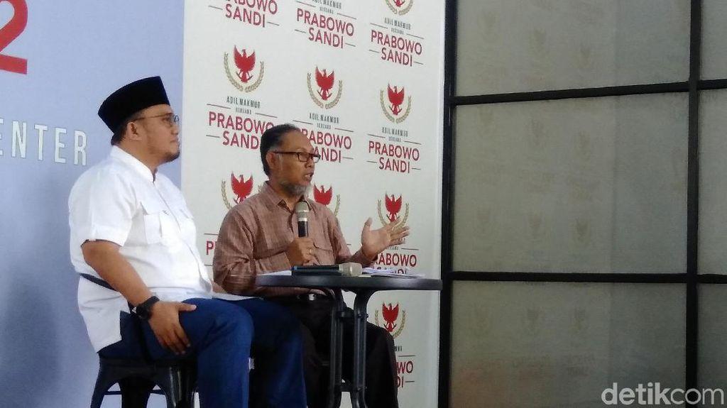 BW Singgung Mahfud Md soal Masalah DPT Pemilu: Dia Harusnya Ajukan Solusi
