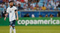 Misi Argentina Menangi Copa America 2019 Bukan Cuma Demi Messi