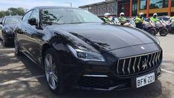 39 Maserati dan 2 Bentley Masih Nganggur di Papua Nugini