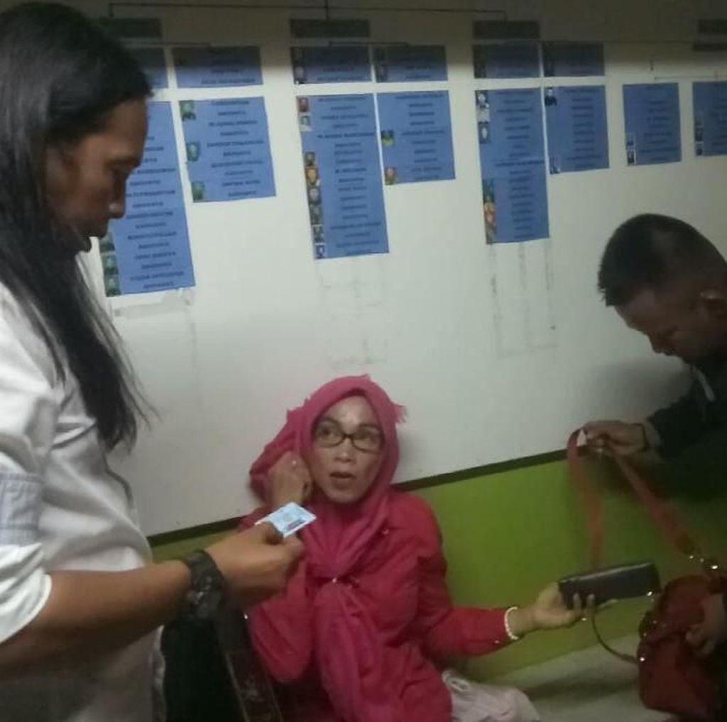 IRT Sepesialis Copet di Mal Palembang Ditangkap, Sehari 5 Kali Beraksi