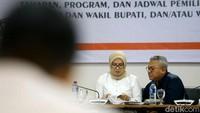 Menurut Komisioner KPU Evi Novida, uji publik ini menjadi hal penting dalam penyusunan PKPU. Sebab nantinya hasil dari uji publik ini akan disampaikan dalam rapat dengar pendapat (RDP) di DPR.