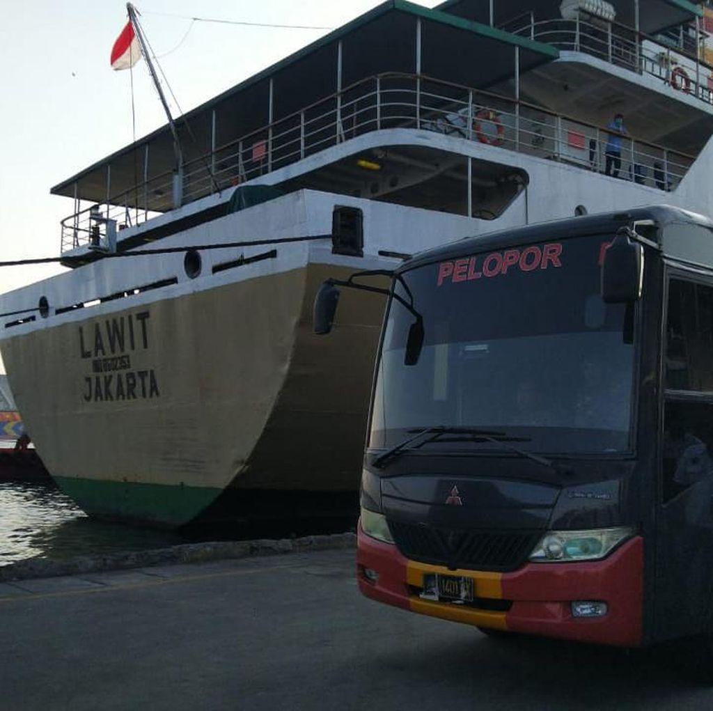34 Terduga Teroris Kalteng Dibawa ke Jakarta via Semarang