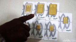 Turun Nih! Harga Emas Antam Dijual Rp 744.000/Gram