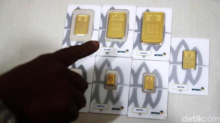 Harga Emas Tinggalkan Rp 1 Juta Gram Berapa Prediksi Akhir Tahun