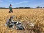 Dua Jet Tempur Eurofighter Tabrakan di Jerman, Satu Pilot Tewas