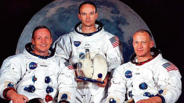 Hari Ini, 50 Tahun Lalu Misi Apollo 11 ke Bulan Meroket