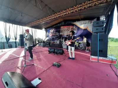 Festival Crossborder Keerom Dimeriahkan Band Ska dari Ibu Kota